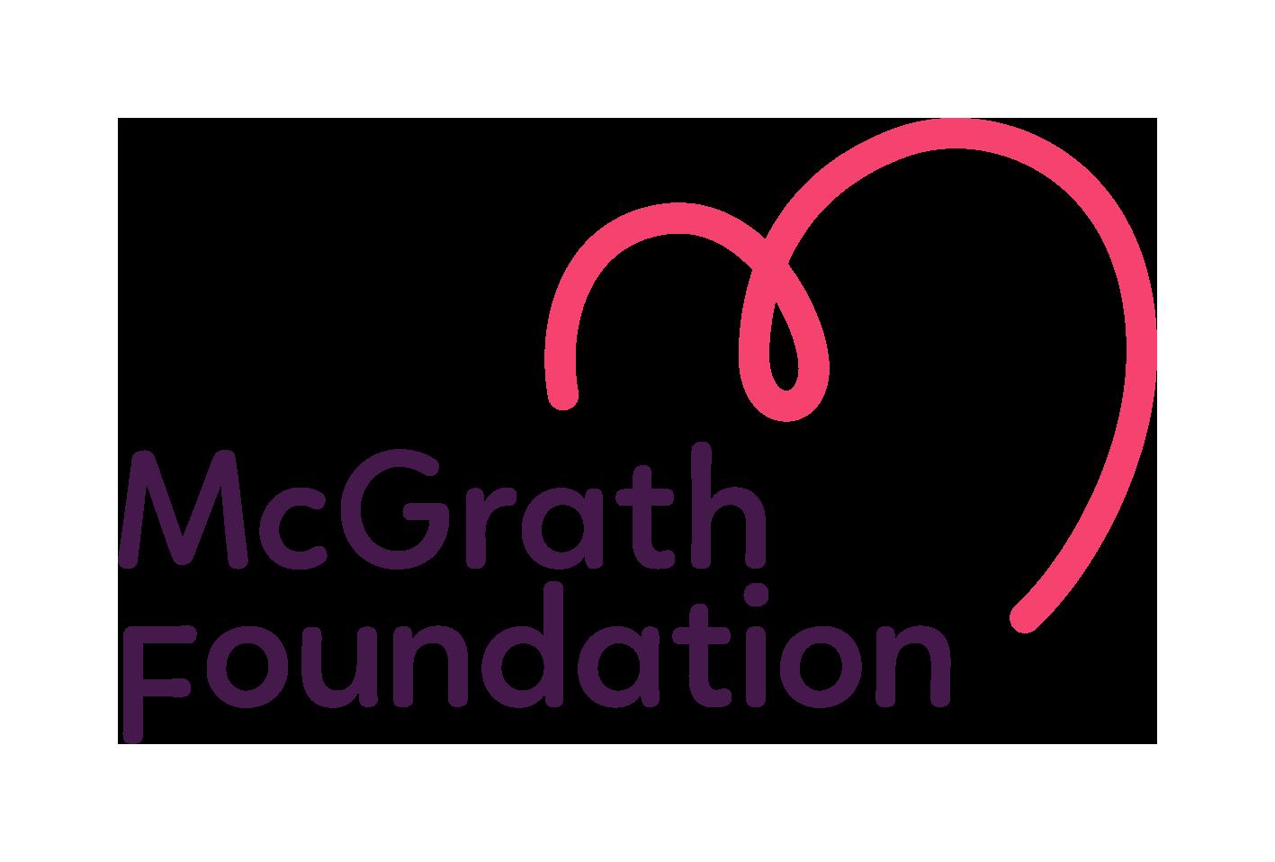 McGrath Foundation sunboost australia