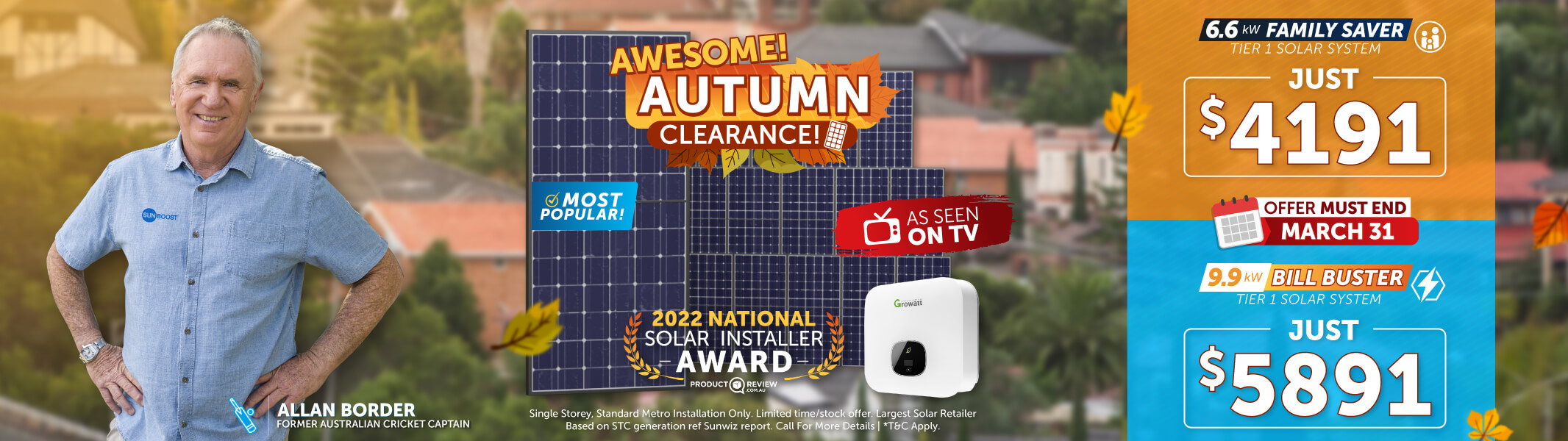 solar panels price NSW by Sunboost