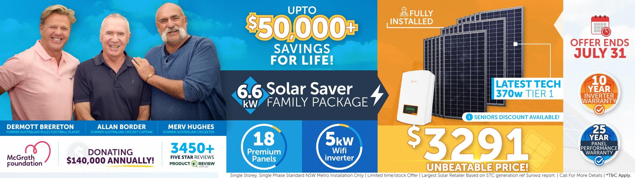 highest 5 star reviewed solar provider Sunboost