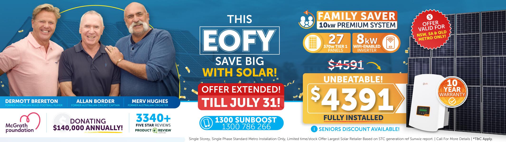 Solar Panel Offer 10 KW Solar System